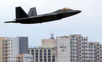 Tramps Pentagonam licis izplānot ASV spēku samazināšanu Dienvidkorejā