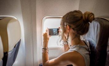 Spridzināšanas draudu dēļ Vācijas pasažieru lidmašīna veic neplānotu nosēšanos Krētā