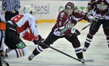 KHL spēle: Rīgas