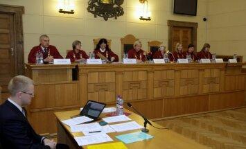 Tiesa konstatē atsevišķas pretlikumības 12.Saeimas vēlēšanās Latgalē; rezultātus neatceļ