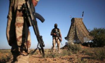 Количество терактов в мире сократилось на 9 процентов