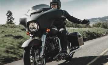 'Harley-Davidson' meklē piedzīvojumu meklētāju ceļojumam pa Eiropu