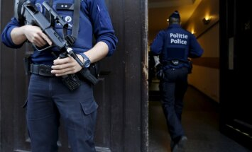 Вероятный смертник на вокзале в Брюсселе был убит военными