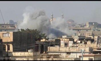 Video: Irākas armija turpina atkarot Mosulu; 'Daesh' līderis aizbēdzis no pilsētas
