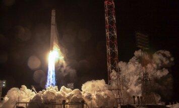 Krievijas šonedēļ palaistais Angolas pavadonis iziet no ierindas