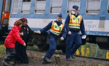 Vēstniece: migrantu pūļi liek Eiropai saprast Ungāriju