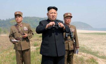 Россия и Китай поддержали санкции ООН против КНДР