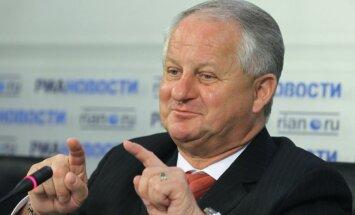 Šuplers kļuvis par Ukrainas kluba 'Donbass' galveno treneri