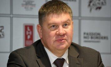 Kalvītis: Latvijas hokeja izlasēm jāsasniedz labākie rezultāti pēdējo piecu gadu laikā