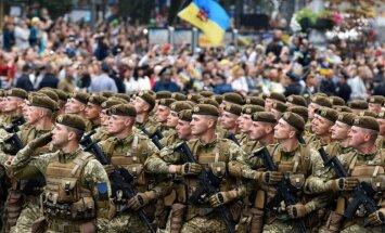 Ukrainas austrumos šogad krituši 173 karavīri