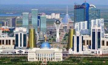 'Delfi' no Strasbūras: ES noslēdz vēsturisku sadarbības līgumu ar Kazahstānu