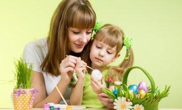 Raiņa un Aspazijas vasarnīcā notiks Lieldienu radošās darbnīcas bērniem