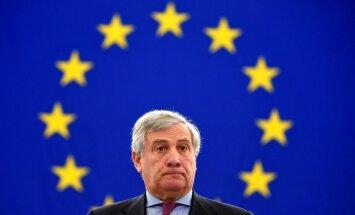 Katalonijas neatkarības pasludināšana ir likumpārkāpums, paziņo EP prezidents