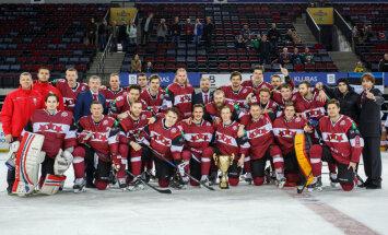 Valmierā norisināsies Baltijas izaicinājuma kausa izcīņas posms hokejā