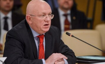 Putins par Krievijas vēstnieku ANO nosauc karjeras diplomātu Ņebenzju