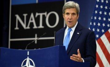 Pirmdien Latvijā ieradīsies bijušais ASV valsts sekretārs Džons Kerijs