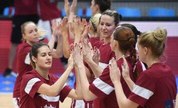 Latvijas basketbolistes Pasaules kausā ielozētas vienā grupā ar spēcīgo ASV