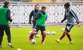 Latvijas U-21 futbolisti EČ kvalifikācijas cikla mačā pret Skotiju izlaiž uzvaru