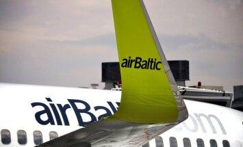 'airBaltic' atsāk lidot uz Telavivu
