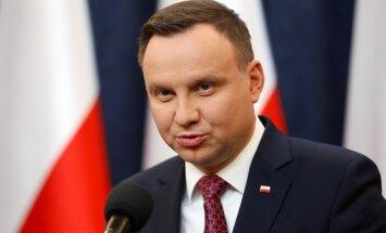 Polija pieprasa Krievijai atdot 2010. gadā avarējušās prezidenta lidmašīnas atlūzas