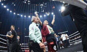 Oficiāli: Brieža cīņa pret Usiku notiks Rīgā