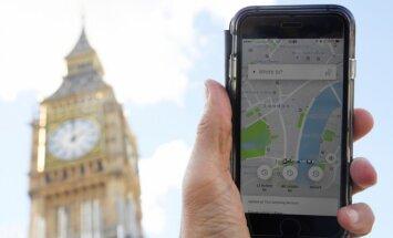 'Uber' vadītājs atvainojas par Londonā pieļautajām kļūdām