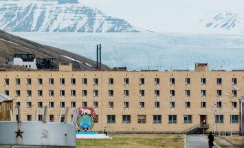 Piramīda - padomju laika spoku pilsēta aiz polārā loka