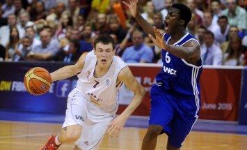 Kurucs gatavs pievienoties Latvijas U-20 basketbola izlasei Eiropas čempionātā