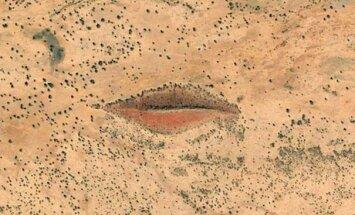 40 neparasti foto, ko var redzēt ar 'Google Earth'