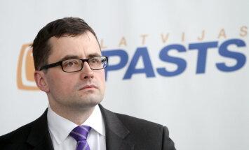 'Latvijas Pasta' priekšnieks un valdes locekļi iesnieguši atlūgumus