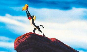 Kadrs no filmas/Disney