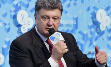 Порошенко: в школах Украины вторым языком должен быть английский