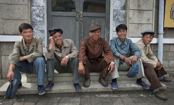 Фотографии, которые доказывают, что в Северной Корее люди тоже улыбаются! :)