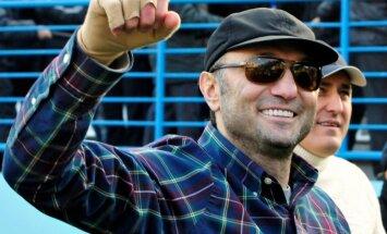 Saistībā ar Suleimana Kerimova aizturēšanu Krievija izsauc Francijas pilnvaroto lietvedi