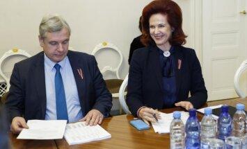 Аболтиня: Шадурскис — не слабое звено правительства, а одно из самых сильных