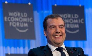 Медведев: расследование Навального — продукт политических проходимцев