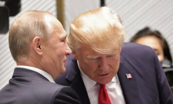 Австрийская газета назвала дату встречи Путина и Трампа