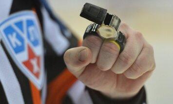 Pirmais britu hokejists KHL jau atlaists