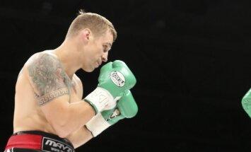 Briedis piektdien boksēsies pret ungāru Huberu