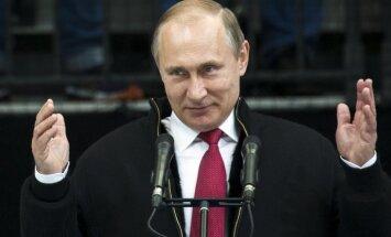 Bloomberg: опора Путина на экономику США достигла рекорда