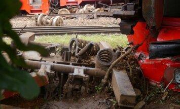 Vilciena katastrofā Kamerūnā bojāgājušo skaits pieaudzis līdz 79