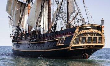 Daži no pasaulē lielākajiem un varenākajiem koka kuģiem