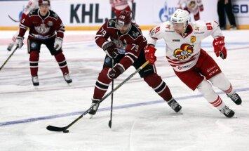 KHL spēle: Rīgas 'Dinamo' — Helsinku 'Jokerit'. Teksta tiešraide