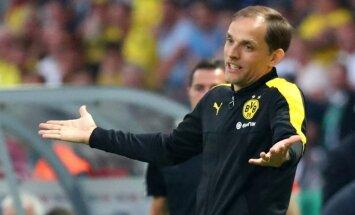 Dortmundes 'Borussia' atbrīvo galveno treneri