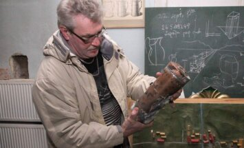 Ukrainas traģēdija, KNAB 'vervē' brīvprātīgos un Valdemārpilī uziet senu vēstījumu