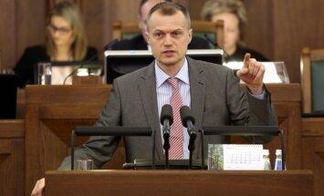 Zariņš lūdz ētikas komisijai atzinumu par to, kā balsot strīdīgos jautājumos