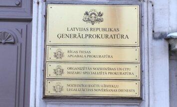 Prokuratūrā notikusi un paredzēta vēl vairāku virsprokuroru maiņa