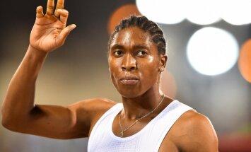 Kastera Semenja iesūdzējusi tiesā IAAF
