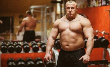 'UgunsGrēka' Vadima rokaspuisis – pauerliftinga čempions