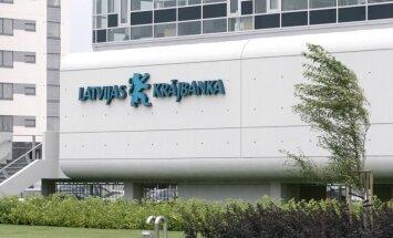 Krājbankas spožums un posts: palikuši 42 darbinieki un astoņi īpašumi